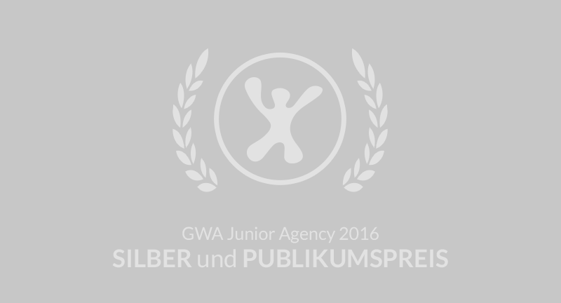 GWA junior Agency Award 2015